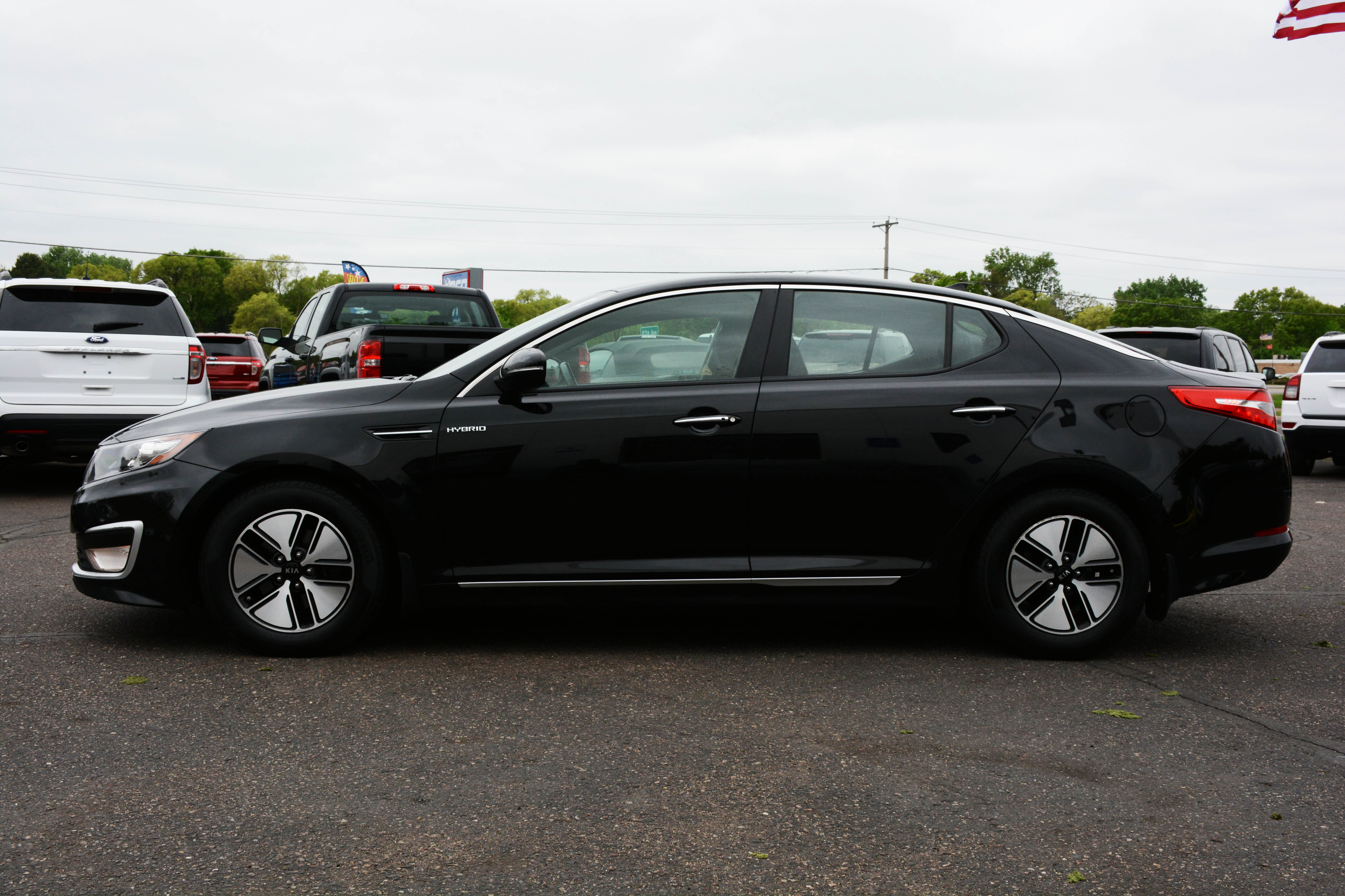 2013 KIA OPTIMA HYBRID Full
