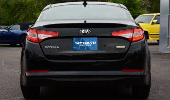 2013 KIA OPTIMA HYBRID full