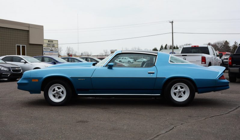 1980 CHEVROLET CAMARO Z4 full
