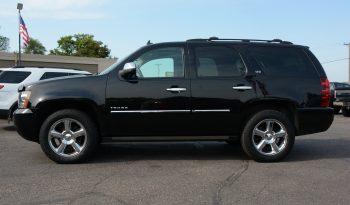 2013 CHEVROLET TAHOE LTZ full