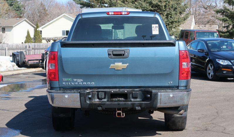 2011 Chevrolet Silverado 1500 LT full