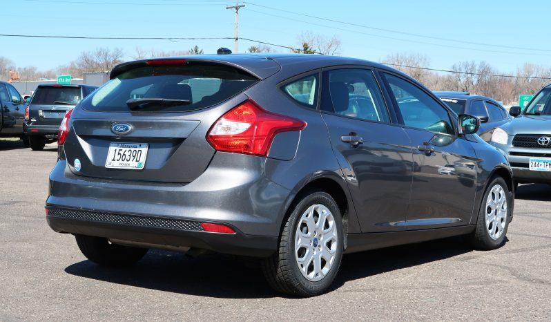 2012 Ford Focus SE full