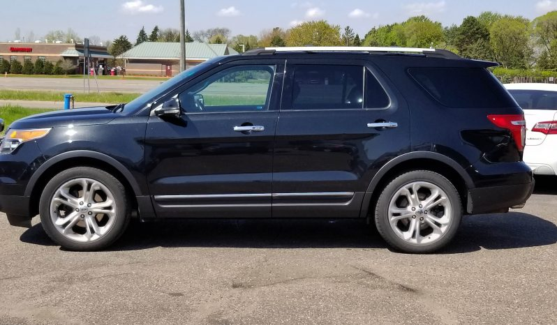 2011 Ford Explorer Limited full