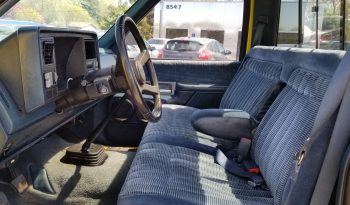 1991 GMC SIERRA 1500 full
